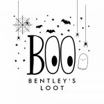Boo Hallowen Trick or Treat Tote Bag PNG Free Download