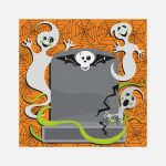 Ghosts On A Tombstone Womens PNG Free Download