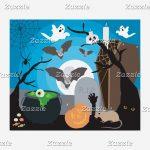 Halloween Scene PNG Free Download