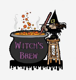 Witch's Brew PNG Free Download
